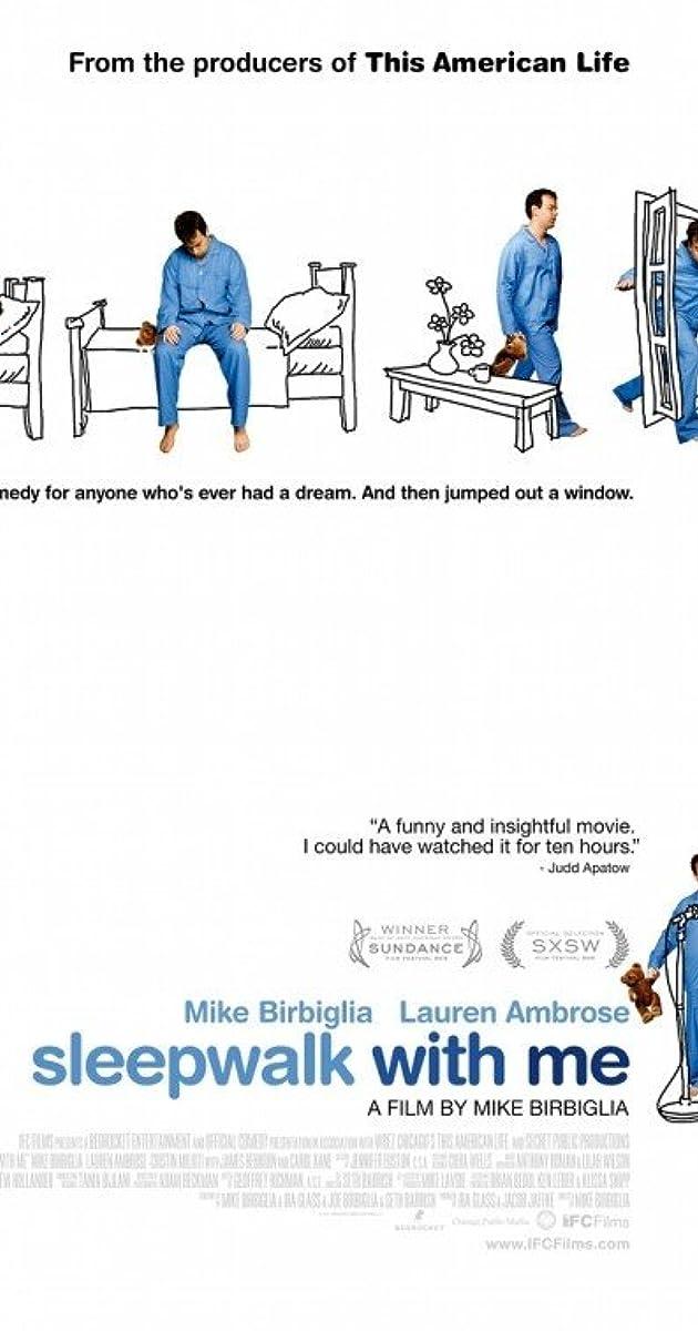 Subtitle of Sleepwalk with Me