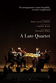 Primary photo for A Late Quartet
