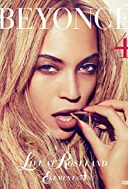 Beyoncé Live at Roseland: Elements of 4 Poster