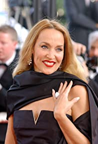 Primary photo for Jerry Hall
