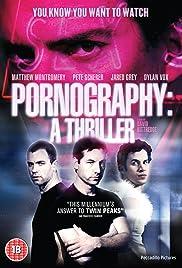 Pornography: A Thriller Poster