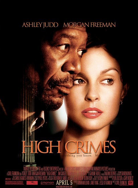 Morgan Freeman and Ashley Judd in High Crimes (2002)