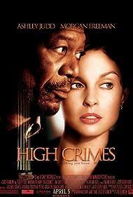 Morgan Freeman and Ashley Judd in High Crimes (2002)