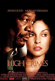 High Crimes Poster