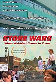 Store Wars: When Wal-Mart Comes to Town Poster