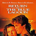 Milla Jovovich and Brian Krause in Return to the Blue Lagoon (1991)