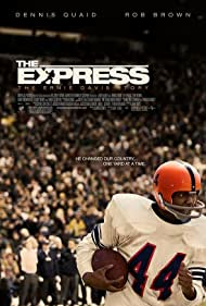 Rob Brown in The Express (2008)