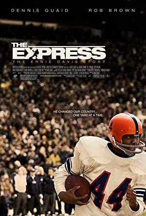 The Express Poster Image