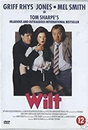 The Misadventures of Mr. Wilt Poster