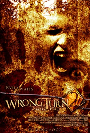Wrong Turn 2: Dead End poster