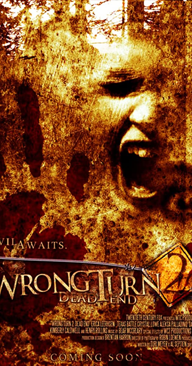 Wrong Turn 2: Dead End (Video 2007) - IMDb
