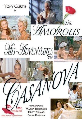 Tony Curtis, Britt Ekland, Marisa Berenson, Katia Christine, and Andréa Ferréol in Casanova & Co. (1977)