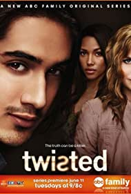 Avan Jogia, Kylie Bunbury, and Maddie Hasson in Twisted (2013)