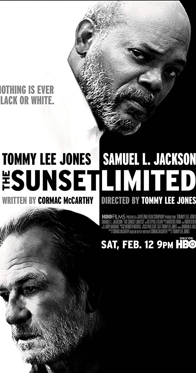 Subtitle of The Sunset Limited