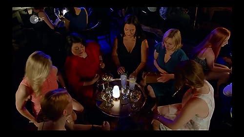 Sarah Elizabeth Mitchell in Katie Fforde's Mama Allein zu Haus on ZDF