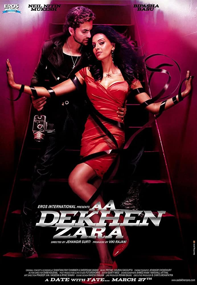 Aa Dekhen Zara 2009 Hindi Movie 375MB BluRay ESubs Download