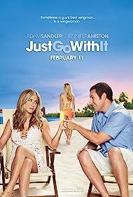 Jennifer Aniston, Adam Sandler, and Brooklyn Decker in Just Go with It (2011)