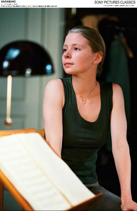 Julia Dufvenius in Saraband (2003)