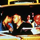 Tisha Campbell, A.J. Johnson, Christopher Martin, and Christopher Reid in House Party (1990)