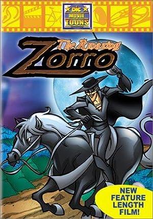 Where to stream The Amazing Zorro