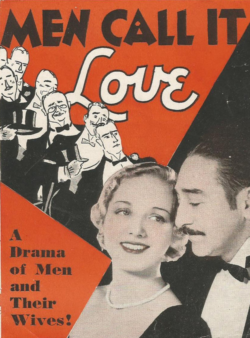 Leila Hyams and Adolphe Menjou in Men Call It Love (1931)