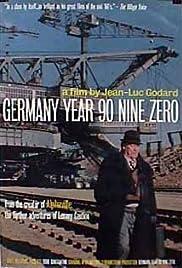 Germany Year 90 Nine Zero Poster