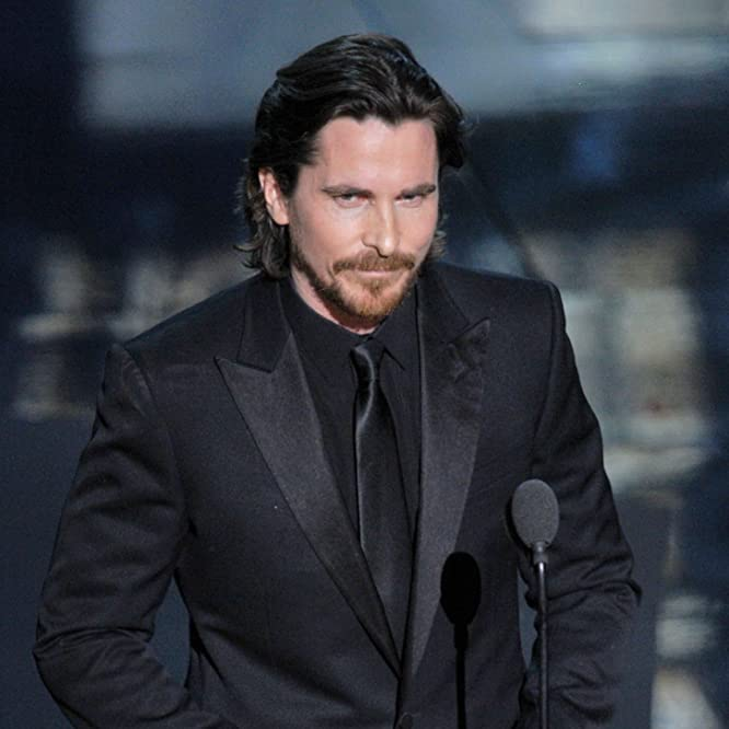 Christian Bale at an event for The 84th Annual Academy Awards (2012)