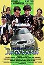 The Webventures of Justin & Alden (2010) Poster