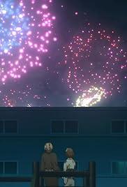 Summer, Fireworks, Color of Love Poster