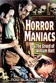 Horror Maniacs Poster