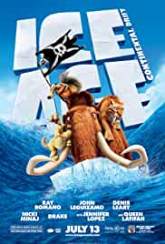 Ice Age: Continental Drift (2012) Hindi Dubbed