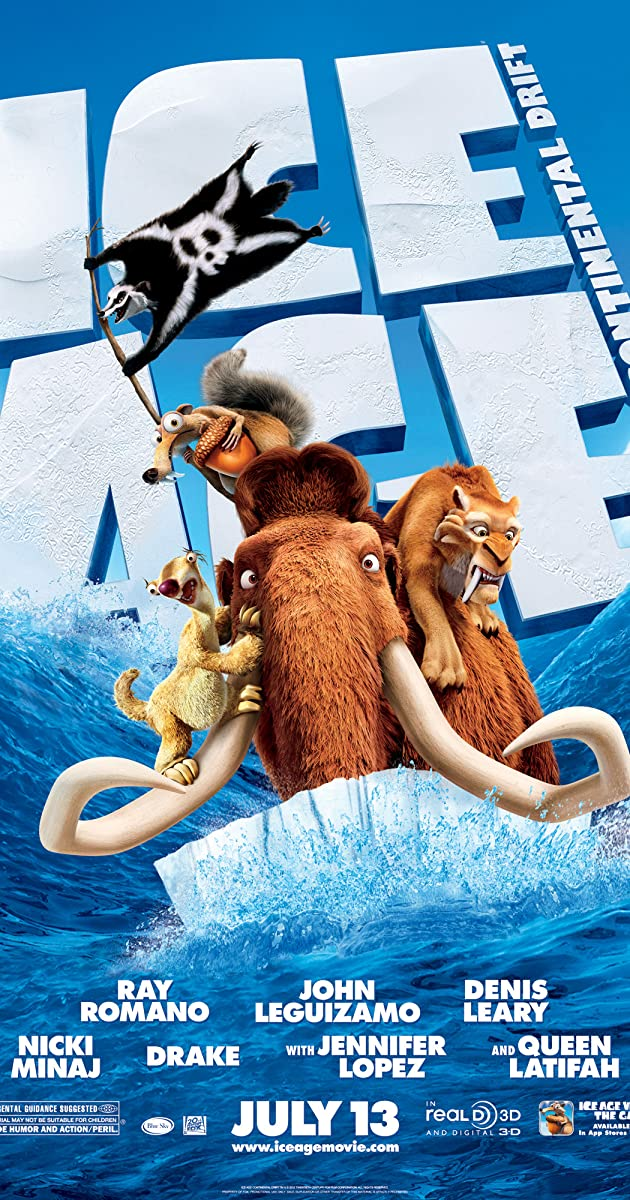 Ice Age: Continental Drift (2012) - IMDb