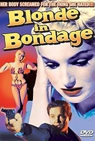 Lars Ekborg, Mark Miller, and Anita Thallaug in Blondin i fara (1957)