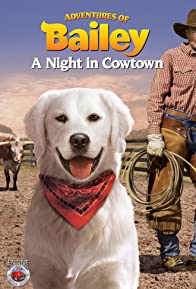 Primary photo for Adventures of Bailey: A Night in Cowtown
