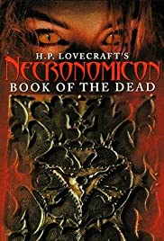 Necronomicon: Book of Dead Poster