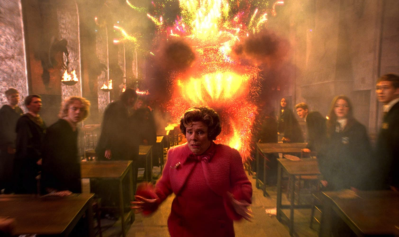 Imelda Staunton in Harry Potter and the Order of the Phoenix (2007)