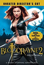 BloodRayne II: Deliverance(2007) Poster - Movie Forum, Cast, Reviews