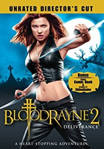 Divx movie clips download BloodRayne II: Deliverance by Uwe Boll [Quad]