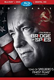 A Case of the Cold War: Bridge of Spies Poster