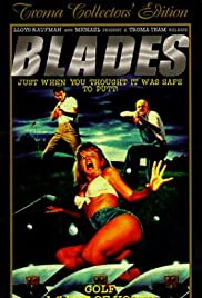 Blades Poster