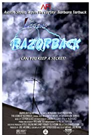 The Legend of Razorback Poster