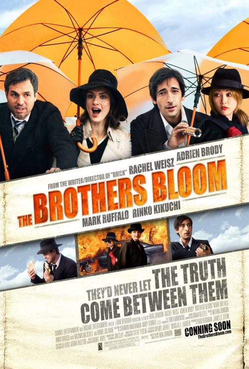 Broliai Blumai / The Brothers Bloom (2008) Online