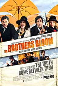 Rachel Weisz, Adrien Brody, Rinko Kikuchi, and Mark Ruffalo in The Brothers Bloom (2008)