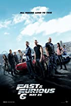 Furious 6 (2013) Poster