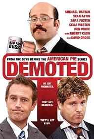 Sean Astin, David Cross, and Michael Vartan in Demoted (2011)