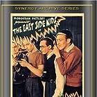 Leo Gorcey, Huntz Hall, Bobby Jordan, and Sidney Miller in Mr. Wise Guy (1942)