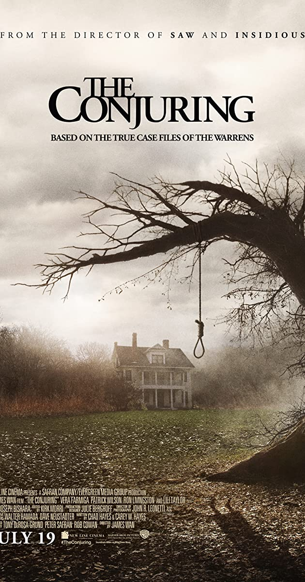 Watch Full HD Movie The Conjuring (2013)