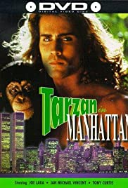 Tarzan in Manhattan Poster