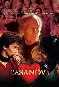 Peter O'Toole, Nina Sosanya, and David Tennant in Casanova (2005)