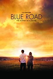 Blue Road Poster